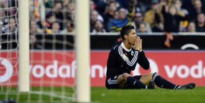 Le Real Madrid est tombé à Valence !