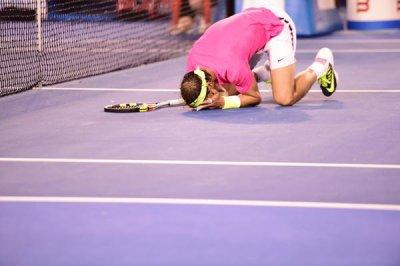 Mené 2 sets à 1, Nadal s'impose 7-5 au 5e contre Tim Smyczek