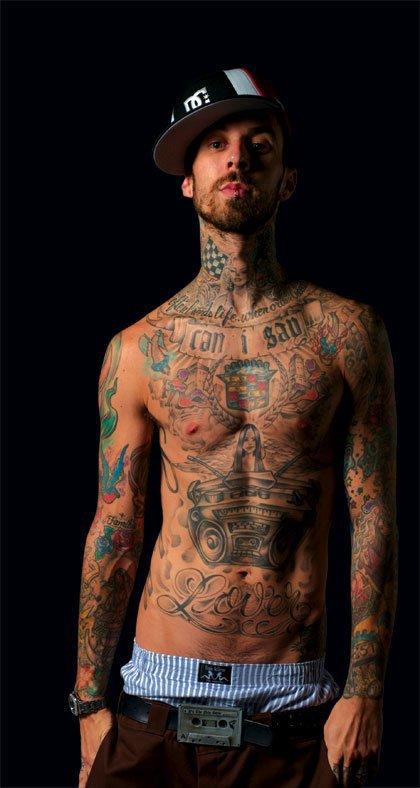 Blink-182 : le scandale Travis Barker !