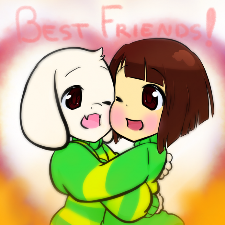 Best Friends!