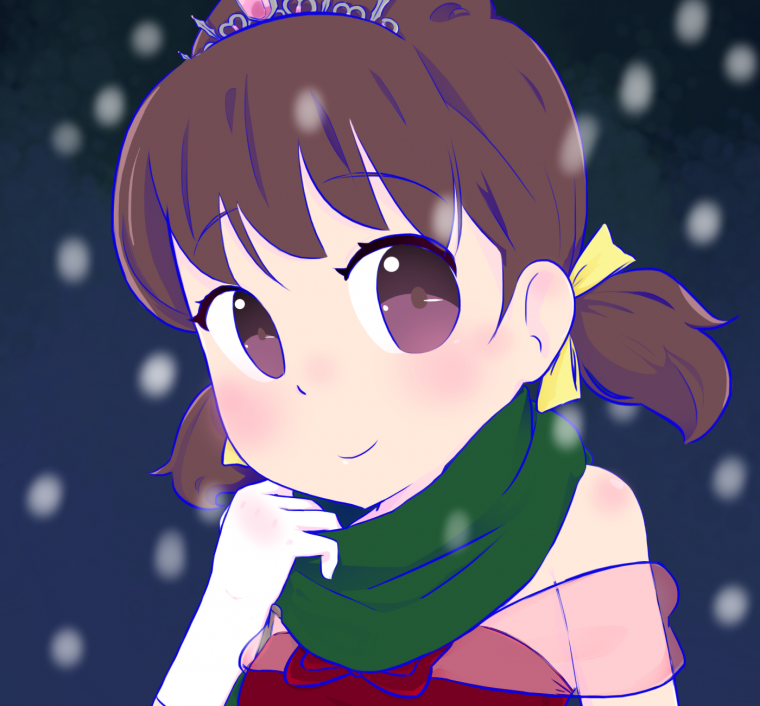 Christmas Totoko-chan