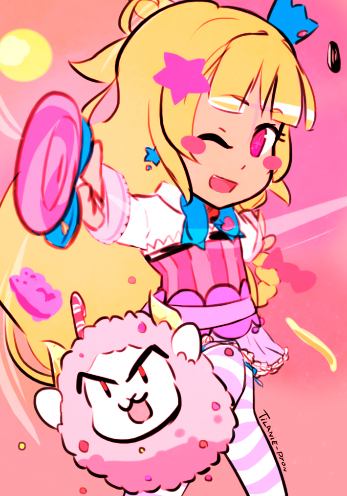 Magical Girl Bonbon!!