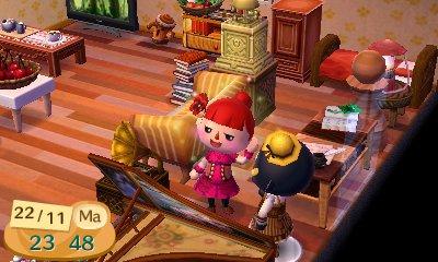 Designs dans Animal Crossing