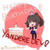 Happy Birthday Yandere Dev!!