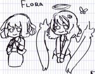 Personnage: Flora