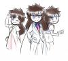 Dessins Digital #11 - Detective Conan + Magic Kaito