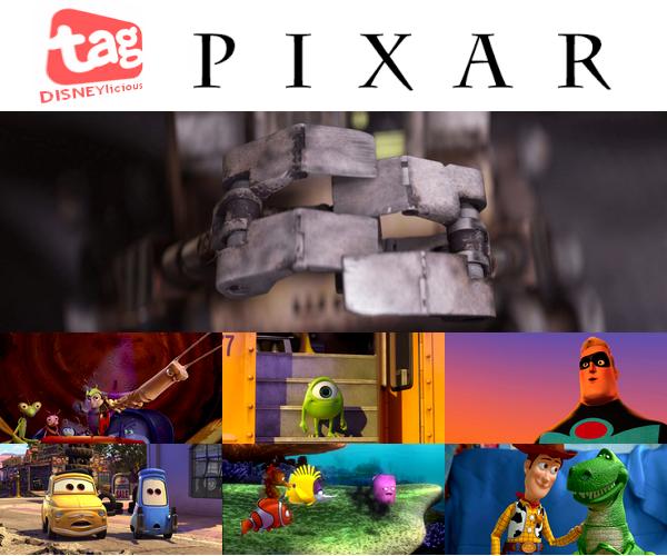 TAG Pixar