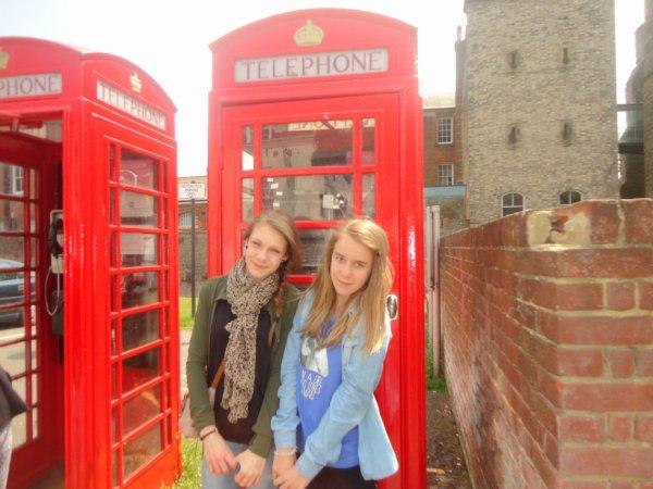 Angleterre.#Laure.♥