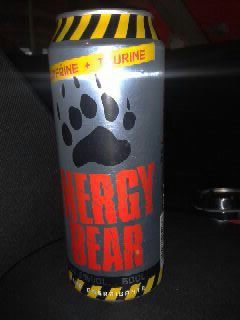 i love this drink energy bear