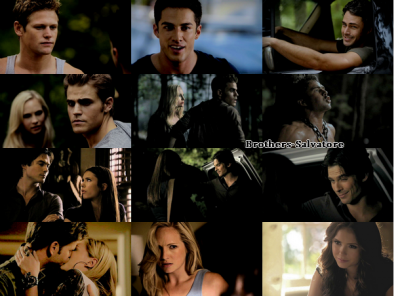 """""""You and katherine have a lot more in common than just your looks"""" Damon, 2x03"""