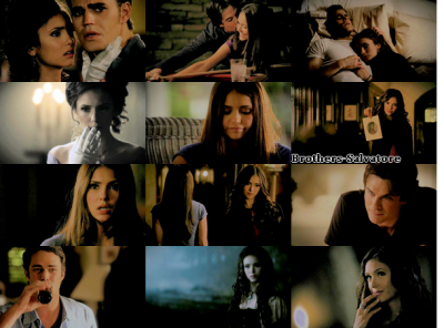 """""""I love you Stefan. We will be together again. I promise."""" Katherine, 2x04"""