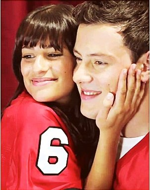 _ Finn & Rachel