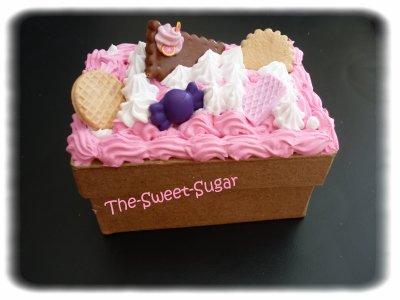 Test - ma première sweet deco =)