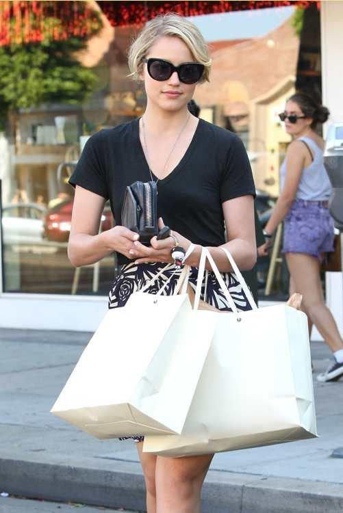 Shopping seule