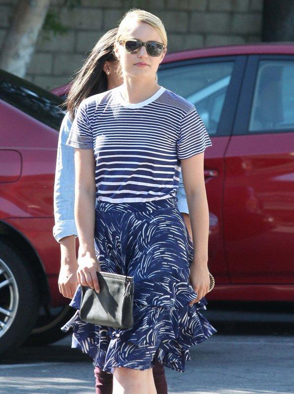 Shopping avec Naya Rivera