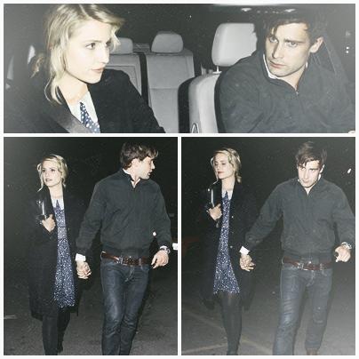 De sortie avec son boyfriend