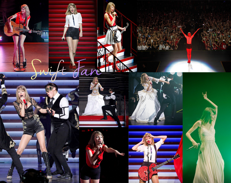 30/05/14 - Photoshoot . Candids . News . Twitter . Magazine . Soirée . Vidéo . Interview . Concert  . Red Tour - Shanghaï (Chine). La chanson surprise était Fearless.