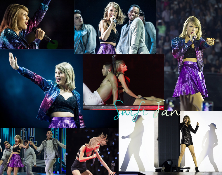 21/06/15 - Photoshoot . Candids . News . Twitter . Magazine . Soirée . Vidéo . Interview . Concert . Tumblr . Instagram . 1989 World Tour - Amsterdam (Pays-Bas) - Taylor a joué You Are In Love.