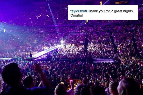 10/10/15 - Photoshoot . Candids . News . Twitter . Magazine . Soirée . Vidéo . Interview . Concert . Tumblr . Instagram . Taylor a posté le lien vers la deuxième vidéo de Grammy Pro sur la création de 1989.