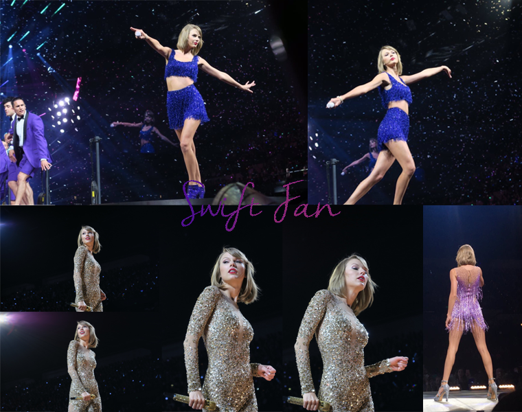 08/12/15 - Photoshoot . Candids . News . Twitter . Magazine . Soirée . Vidéo . Interview . Concert . Tumblr . Instagram . 1989 World Tour - Adelaide (Australie) #2 - Taylor a chanté You Belong With Me et n'a chanté This Love et All You Had To Do Was Stay.