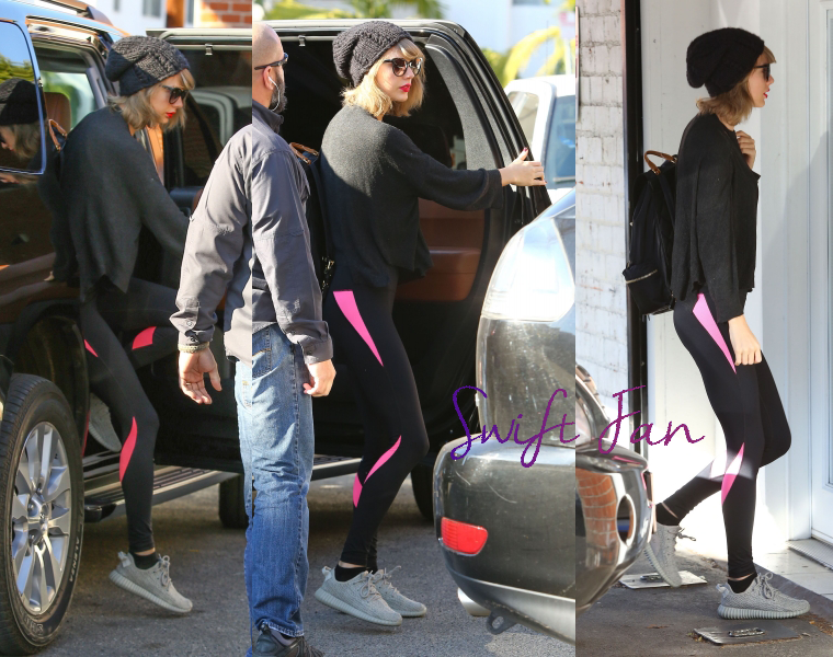 31/12/15 - Photoshoot . Candids . News . Twitter . Magazine . Soirée . Vidéo . Interview . Concert . Tumblr . Instagram . Taylor s'est rendu à la gym à Los Angeles.