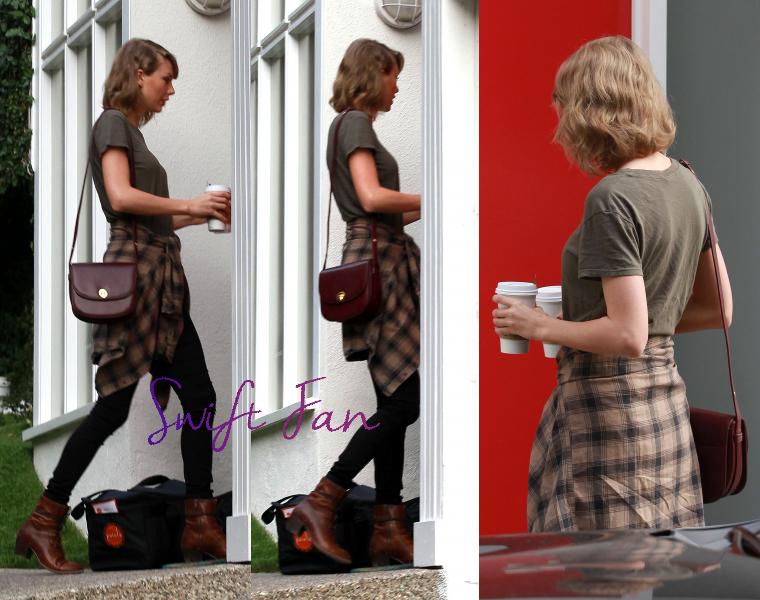 16/01/16 - Photoshoot . Candids . News . Twitter . Magazine . Soirée . Vidéo . Interview . Concert . Tumblr . Instagram . Taylor a posté des photos d'elle et du fils de Jaime King, qui a eu 6 mois.