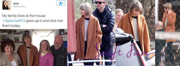 20/02/16 - Photoshoot . Candids . News . Twitter . Magazine . Soirée . Vidéo . Interview . Concert . Tumblr . Instagram . Taylor a annoncé que son prochain single serait New Romantics. Ce choix vous plait ?