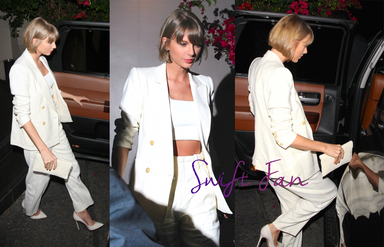 24/02/16 - Photoshoot . Candids . News . Twitter . Magazine . Soirée . Vidéo . Interview . Concert . Tumblr . Instagram . Taylor s'est rendu à la boutique Isabel Marant à Los Angeles, Californie.