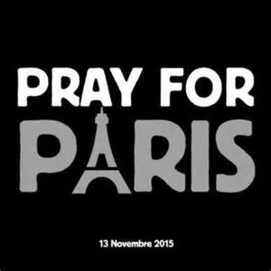 PrayForParis#