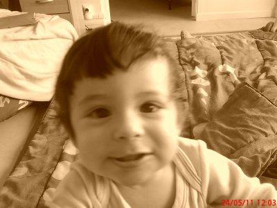 mon fils matheo