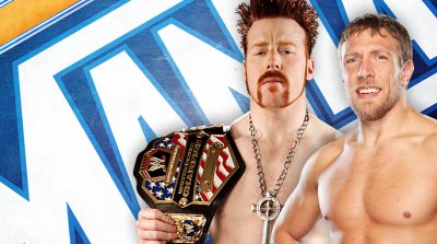 U.S. Champion Sheamus Vs Daniel Bryan