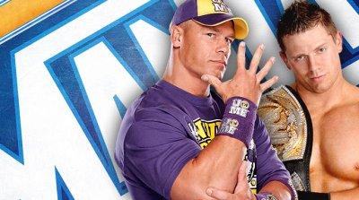 WWE Champion The Miz Vs John Cena