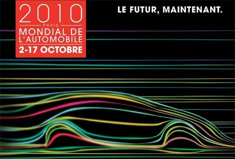 MONDIAL  DE  L ' AUTOMOBILE  2010