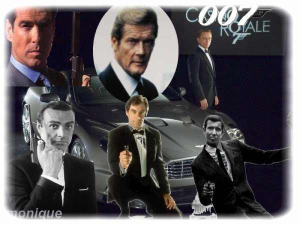 JAMES  BOND  :  AU SUJET DU 23 EME FILM DE LA SAGA