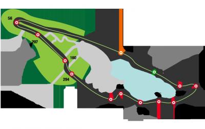 FORMULE  1  :  GRAND  PRIX  DU  CANADA  A  MONTREAL  ,  GRILLE DE  DEPART
