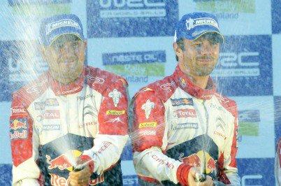 RALLYE   WRC : RALLYE  DE  GRANDE  BRETAGNE