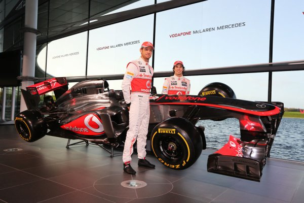 FORMULE 1 : PRESENTATION  DE  LA  MAC  LAREN  MP4 - 28