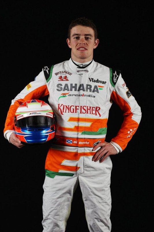 FORMULE 1 : PRESENTATION DE LA SAHARA FORCE INDIA  VJM06