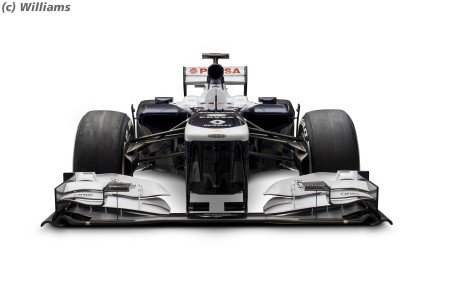FORMULE 1 : PRESENTATION DE LA WILLIAMS FW 35