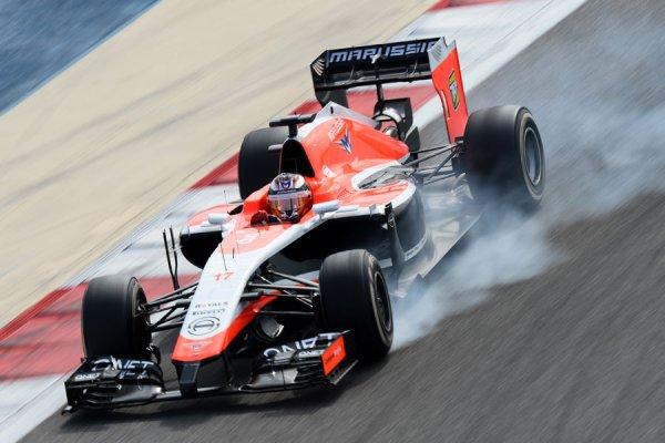 FORMULE 1 , SAISON 2014 : MARUSSIA  F1  TEAM