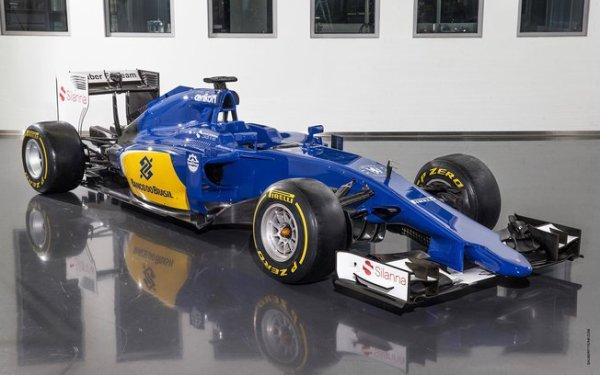 FORMULE 1 , SAISON 2015 : PRESENTATION DE L'ECURIE SAUBER F1 TEAM
