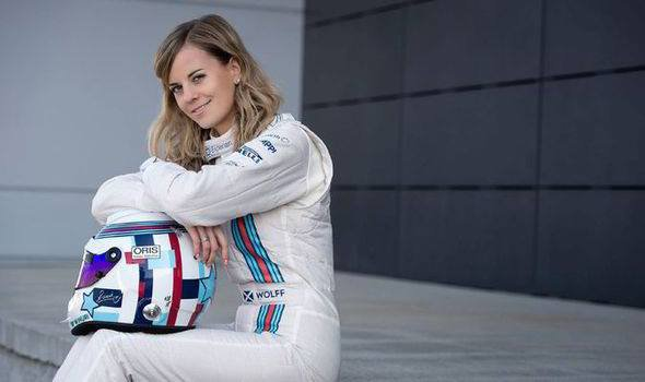 FORMULE 1 , SAISON 2015 : PRESENTATION DE L'ECURIE AT&T  WILLIAMS