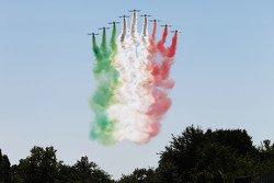 FORMULE 1 : GRAND PRIX D'ITALIE A MONZA , LA COURSE