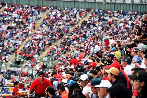 FORMULE 1 : GRAND PRIX DU MEXIQUE A MEXICO