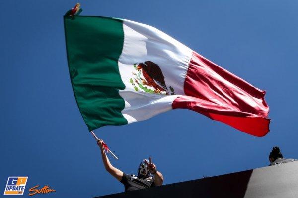 FORMULE 1 : GRAND PRIX DU MEXIQUE A MEXICO , LA COURSE