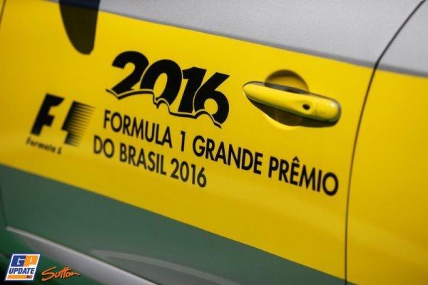 FORMULE 1 : GRAND PRIX DU BRESIL , GRILLE DE DEPART
