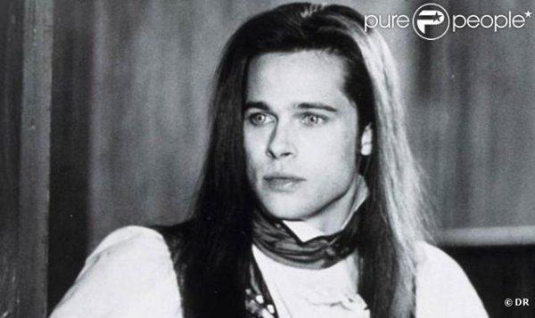 Brad en vampire très sexy ... ^^