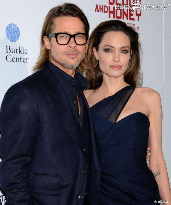 Brad Pitt et Angelina Jolie : Un couple engagé et parfait ? Pas si sûr...