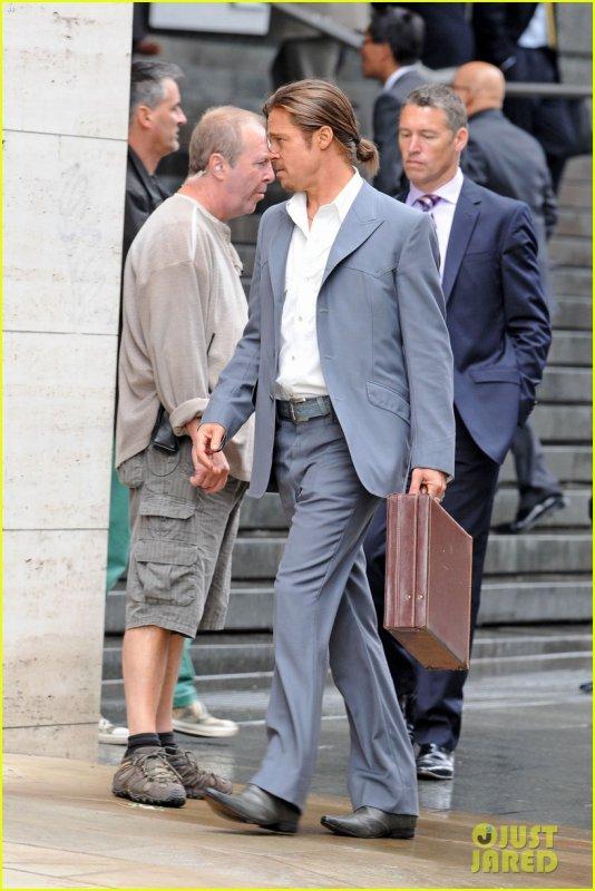 """Michael Fassbender face à Brad Pitt dans le teaser de """"The Counselor"""" !"""