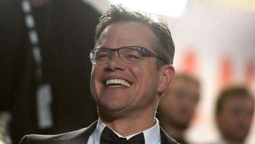 "Matt Damon: ""Brad Pitt est jaloux de ma vie"""